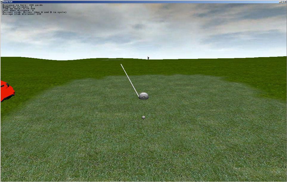 Battle Golf Screenshots